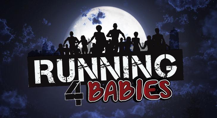 Logo running4babies