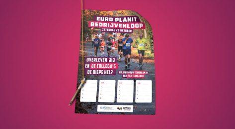 Drukwerk - Poster Diepe Hel Holterbergloop